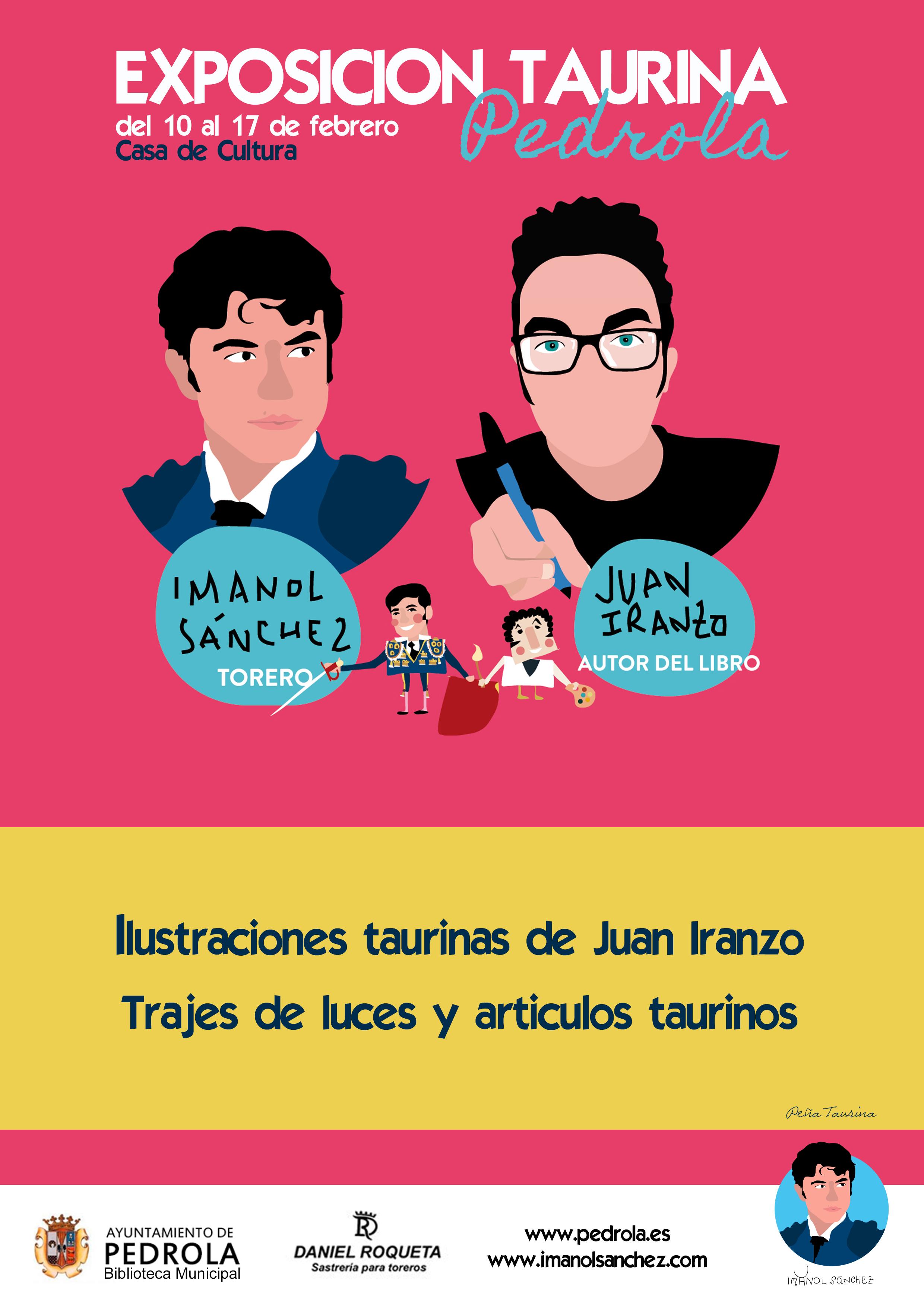Exposción Taurina Cartel