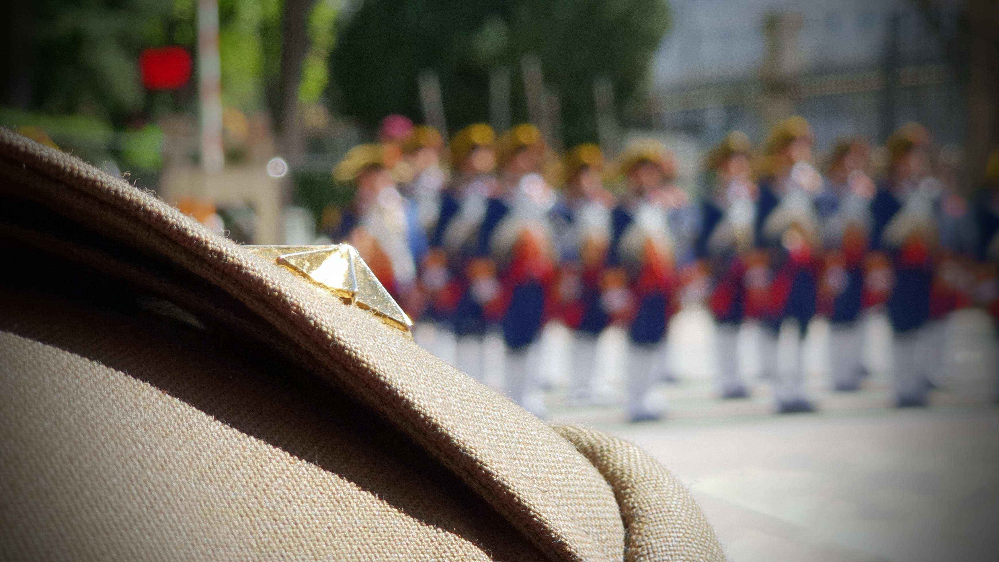 Cambio de Guardia Cuartel General del Ejército Imanol Sánchez