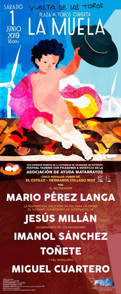 Cartel Festival La Muela