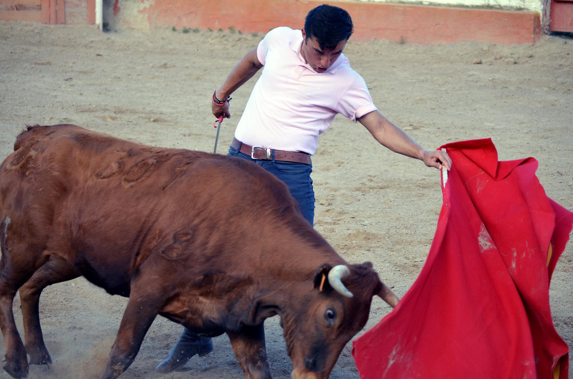 Imanol Al Natural Arriazu 23j ultima vaca