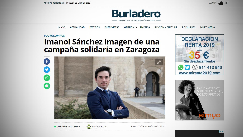 Burladero | Portal Taurino