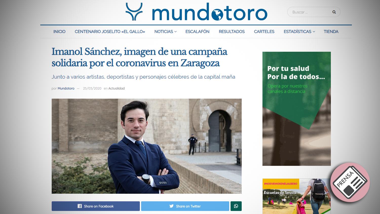 Mundotoro | Principal Portal Taurino