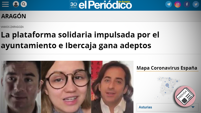 Periódico de Aragón | Segundo diario de referencia aragonés